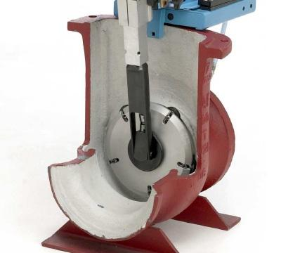 grinding gate, globe, check, safety, control valves and gate valve wedges
